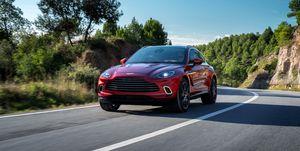 Aston DBX