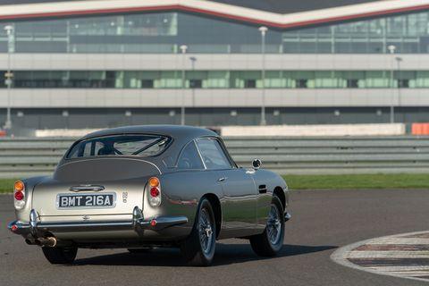 Land vehicle, Vehicle, Car, Classic car, Coupé, Sedan, Performance car, Aston martin db5, Sports car, Aston martin db6,