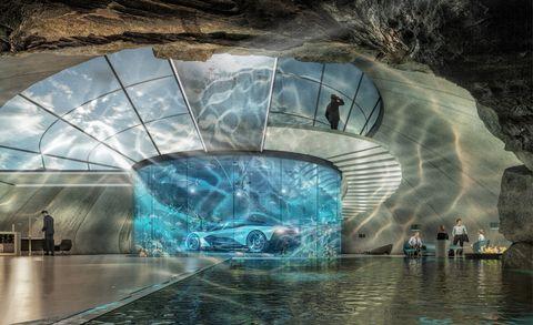 Architecture, Design, Space, Art,