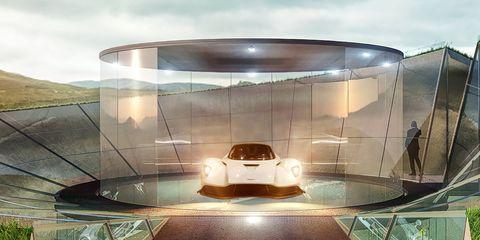 View Photos of Aston Martin Lairs