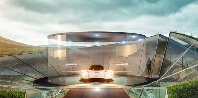 Aston Martin Will Make You A Custom Lair For Your Cars