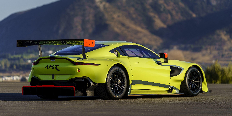 The Aston Martin Vantage Gte Race Car Looks Incredible