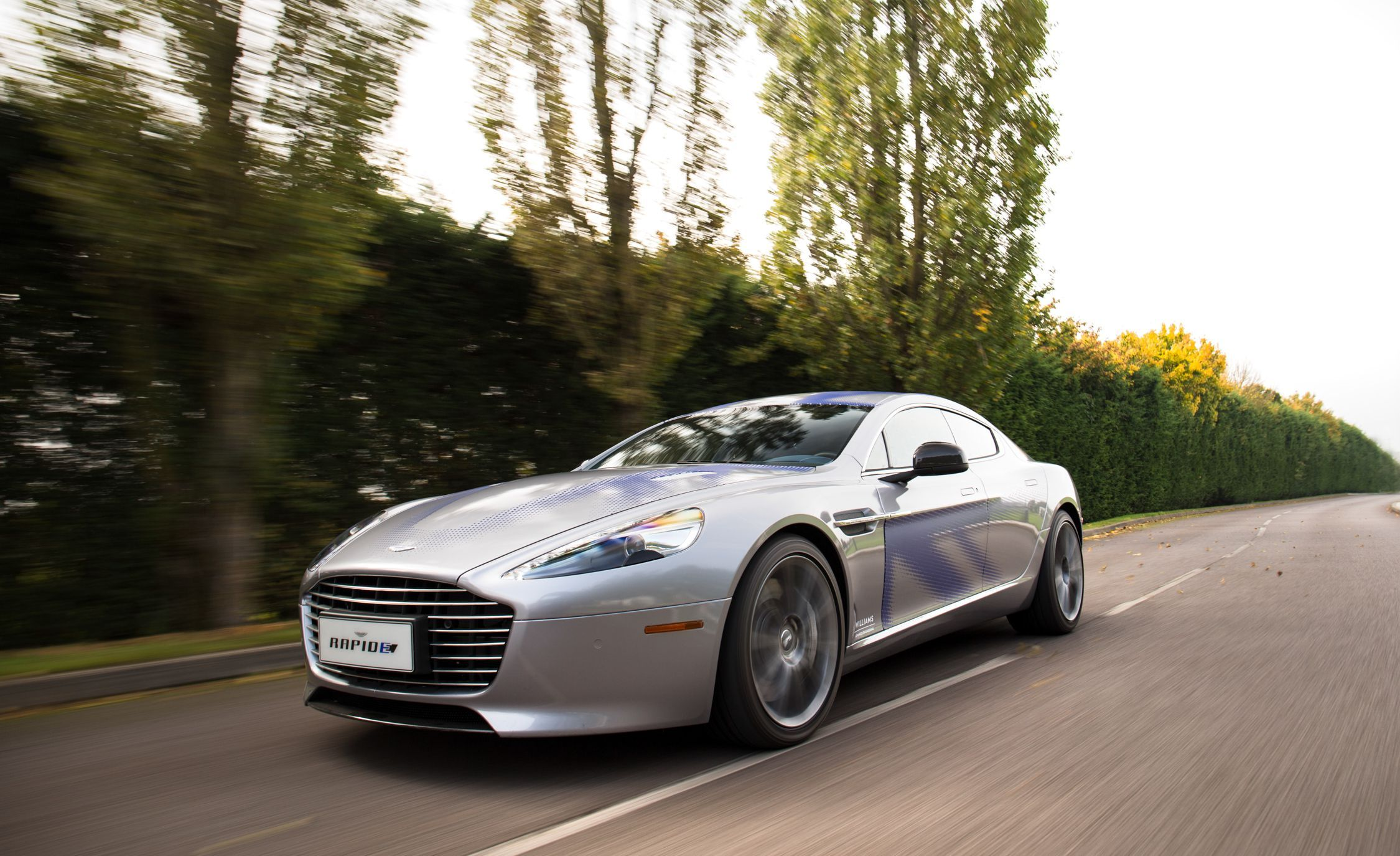License To Charge James Bond Drive Electric Aston Martin In Next Movie