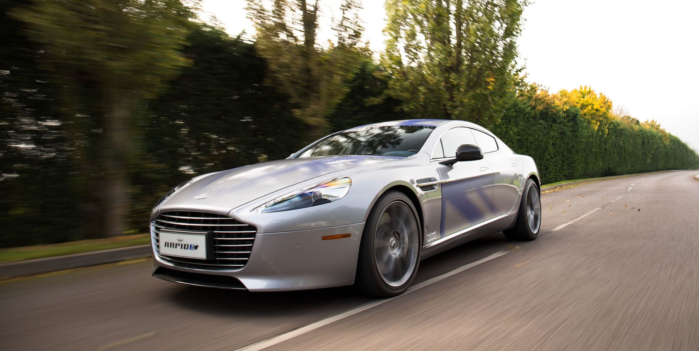 License to Charge! James Bond to Drive Electric Aston Martin in Next Movie