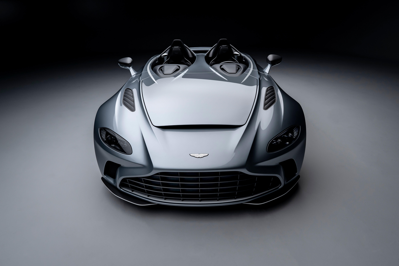 Aston Martin Reveals V12 Speedster A Track Car For The Purist