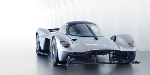 Cosworth Deletes Tweet Saying Aston Martin Valkyrie Makes 1130