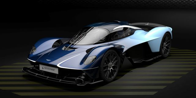 2020 Aston Martin Valkyrie Review Pricing And Specs