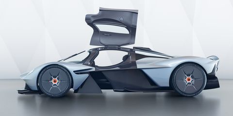 The Aston Martin Valkyrie S V12 Is Based On Cosworth S Last