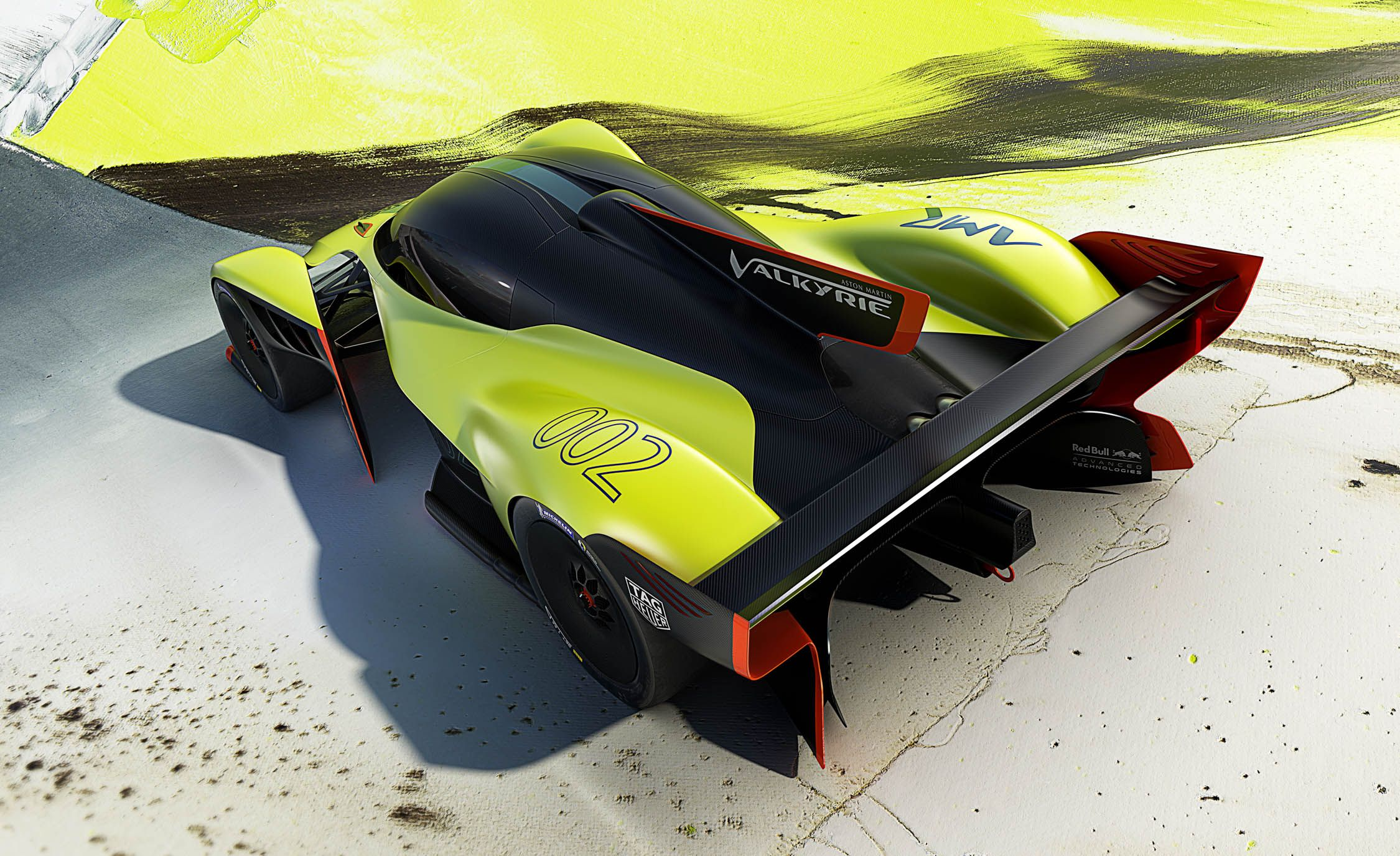 Aston Martin Valkyrie Could Challenge Porsche S Nurburgring Record Photo Gallery Car And Driver