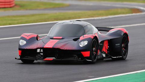 Aston Martin Valkyrie, IMSA, ACO, Le Mans