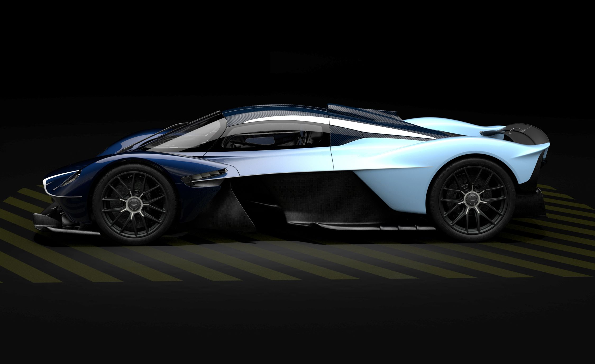 aston martin valkyrie to offer amr track performance package