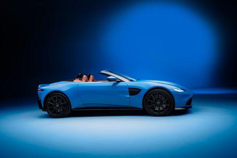 Land vehicle, Vehicle, Car, Automotive design, Performance car, Sports car, Blue, Personal luxury car, Luxury vehicle, Supercar,