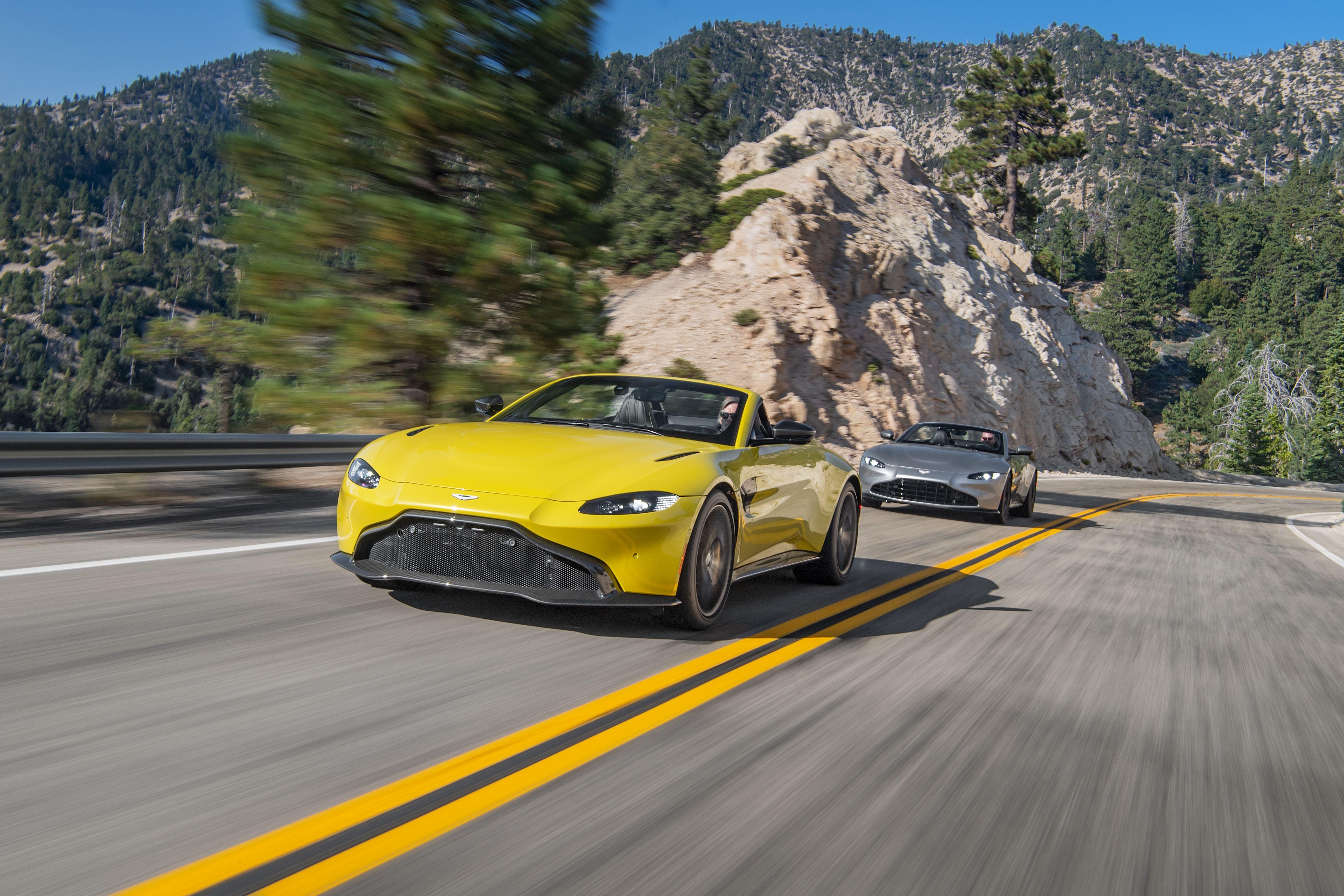 Aston Martin To Gain Tech From Closer Mercedes Benz Ties