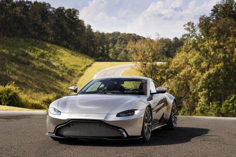Aston Martin Vantage New Aston V Vantage - 2018 aston martin v8 vantage