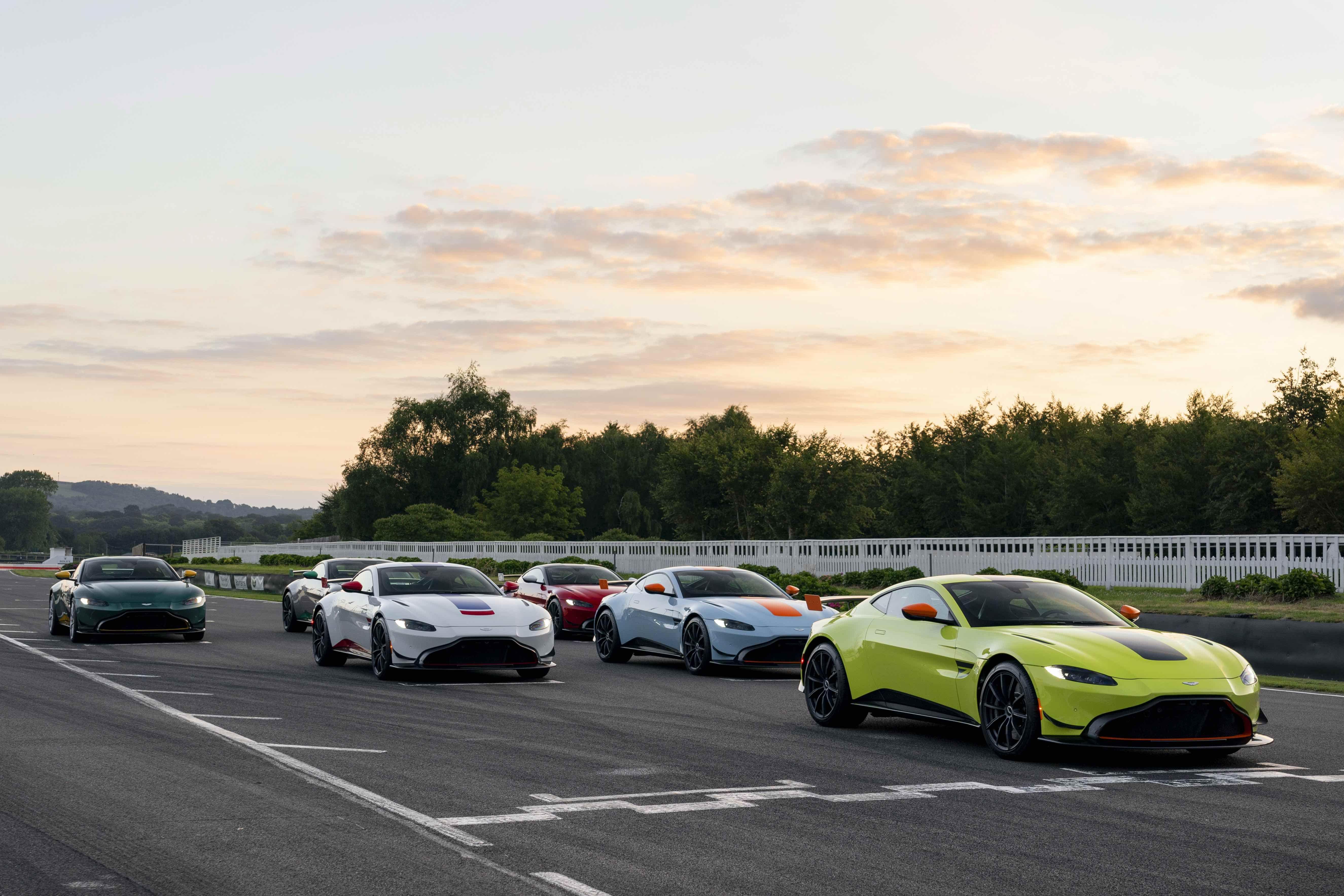 Aston Martin Announces Turnaround Plan Gains A Formula 1 Team