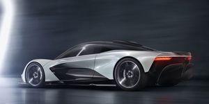 Bond 25 Aston Martin