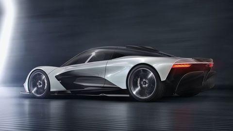 New Aston Martin >> James Bond S New Aston Martin Will Be The Valhalla Supercar