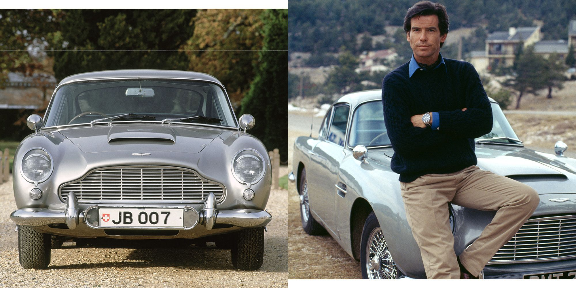 The 1965 Aston Martin Db5 From Goldeneye Is Up For Auction James Bond Car Auction