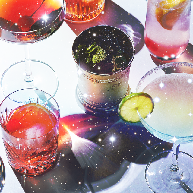 zodiac drinks