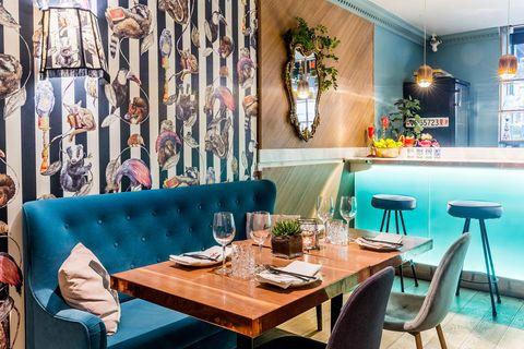 Restaurante Astrolabius, Madrid