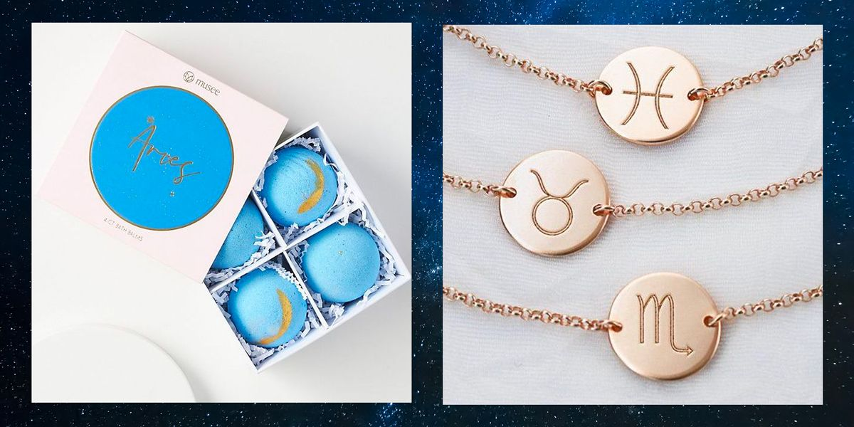 27 Best Zodiac Sign Gifts For The Astrology Obsessed 2020