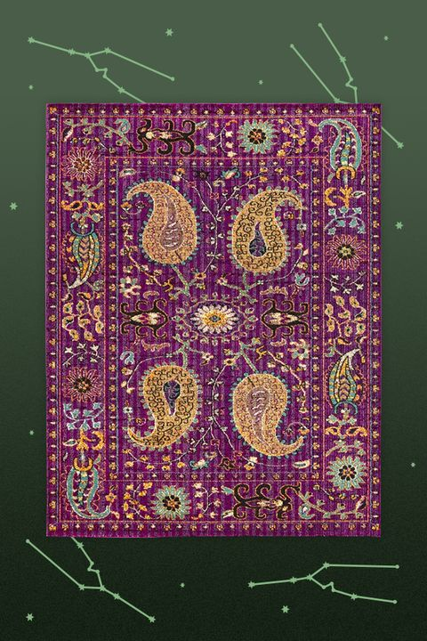 Visual arts, Magenta, Pattern, Textile, Art, Motif, Illustration, Rug, Circle,