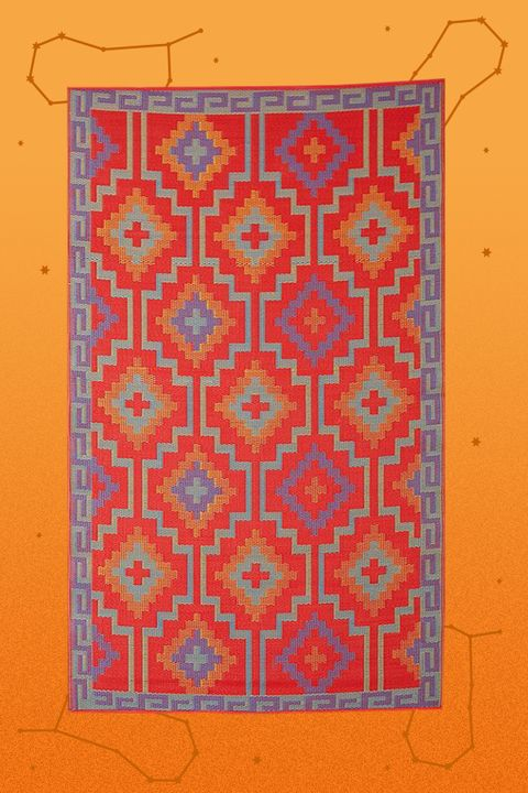 Orange, Pattern, Textile, Line, Visual arts, Art, Pattern,