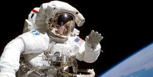 Joseph Tanner - astronaut