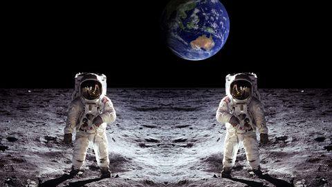 sterven op de maan