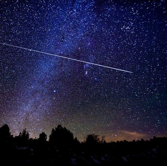 eta aquariids meteor shower may 2021