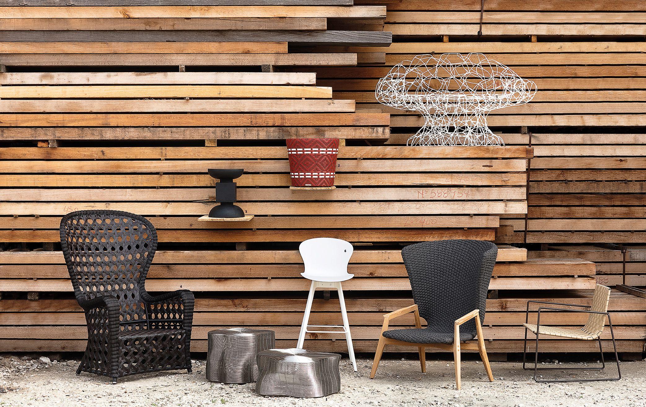 Muebles de exterior: Craft & design