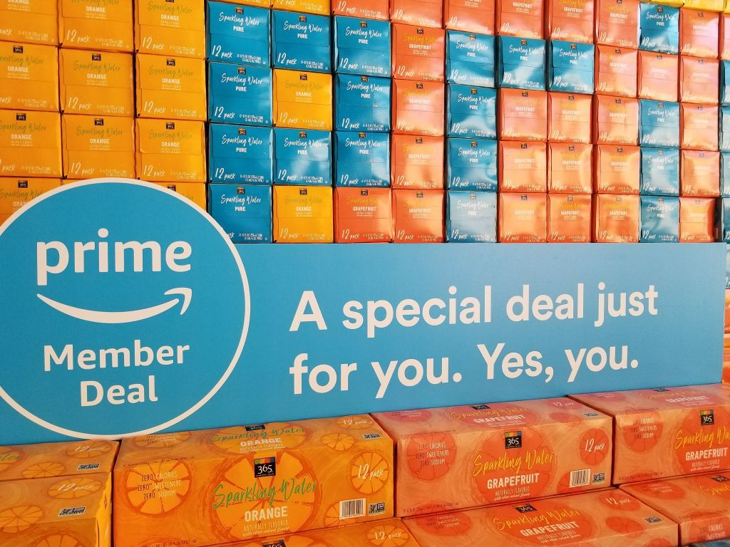 Whole Foods Savings During Amazon Prime Day 2019