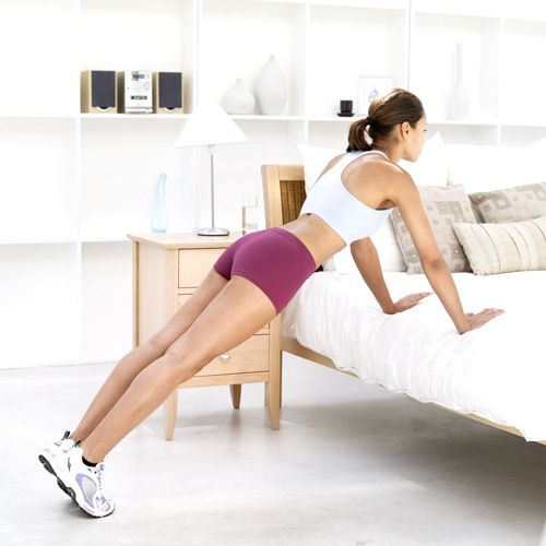 Have Your Best (At-Home) Workout Ever