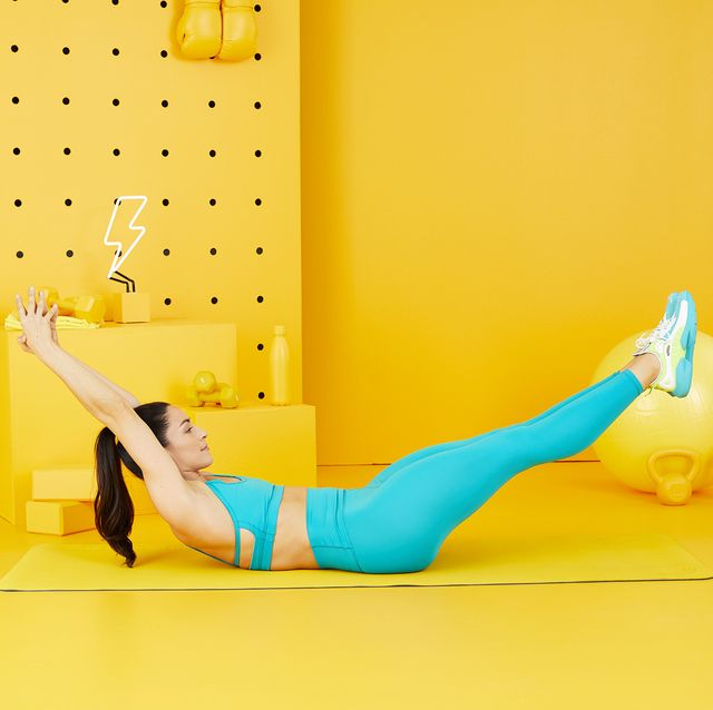 Best Abs Workout At Home 10 Exercises For A Stronger Core