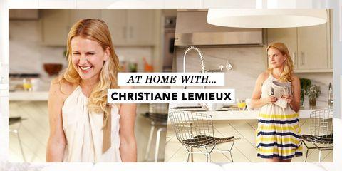 Christiane Lemieux House