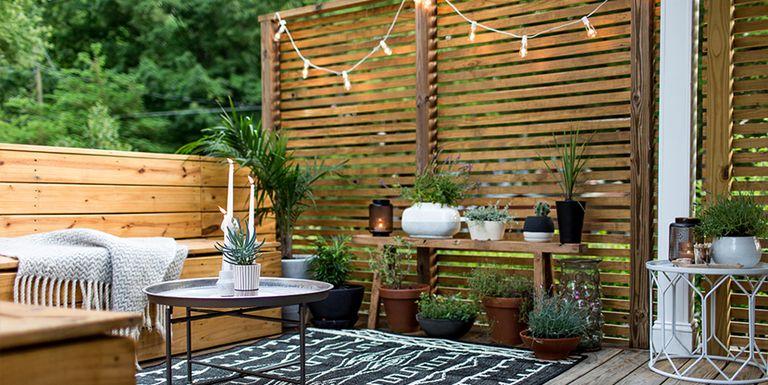 Comment Agencer Une Terrasse En Ville Plantes Arbustes Pergolas