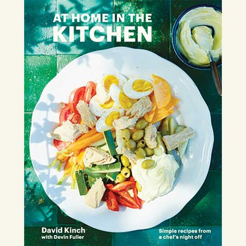 at home in the kitchen, david kinch, devin fuller