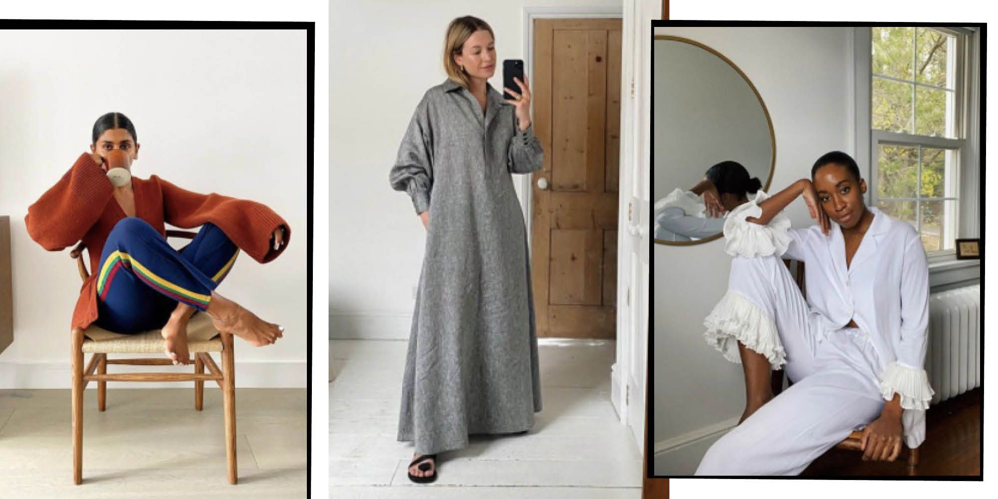 Work From Home Outfit Ideas To Take You Through Lockdown And Beyond