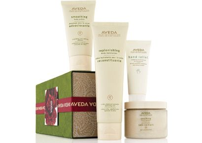 Beauty Gift Ideas: Aveda At-Home Spa Essentials
