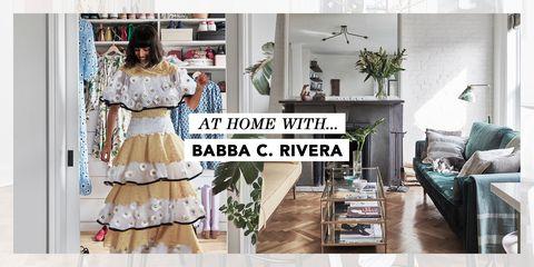 babba c. rivera home tour