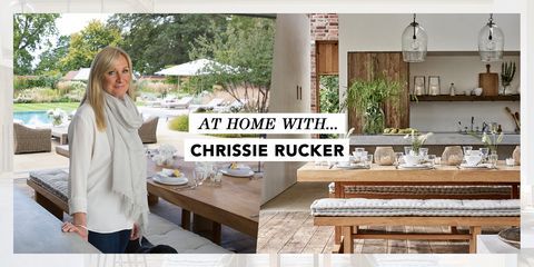 chrissie rucker home tour