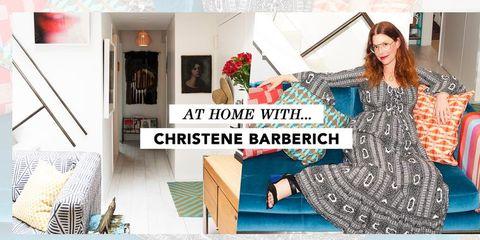 christene barberich house tour