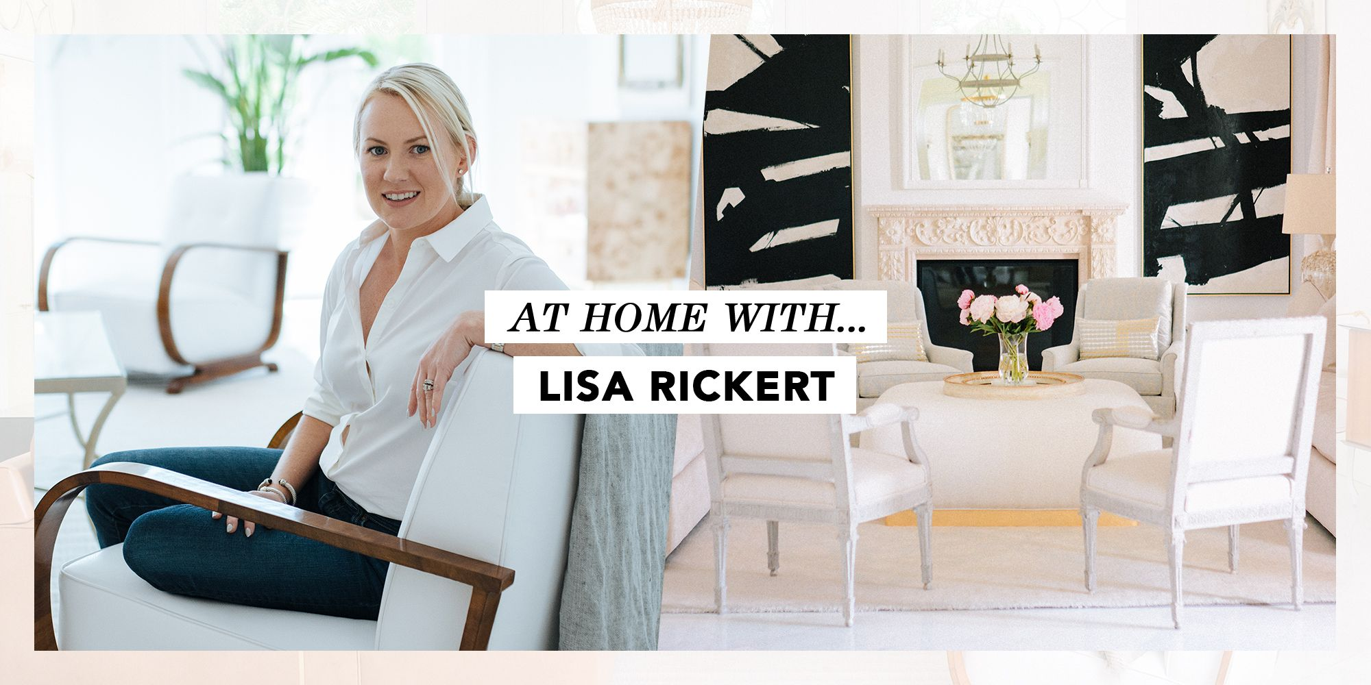 At Home with Lisa Rickert, CEO of Ave Home
