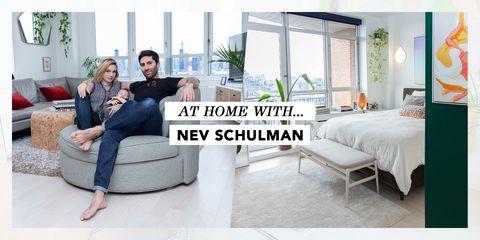 nev schulman home tour