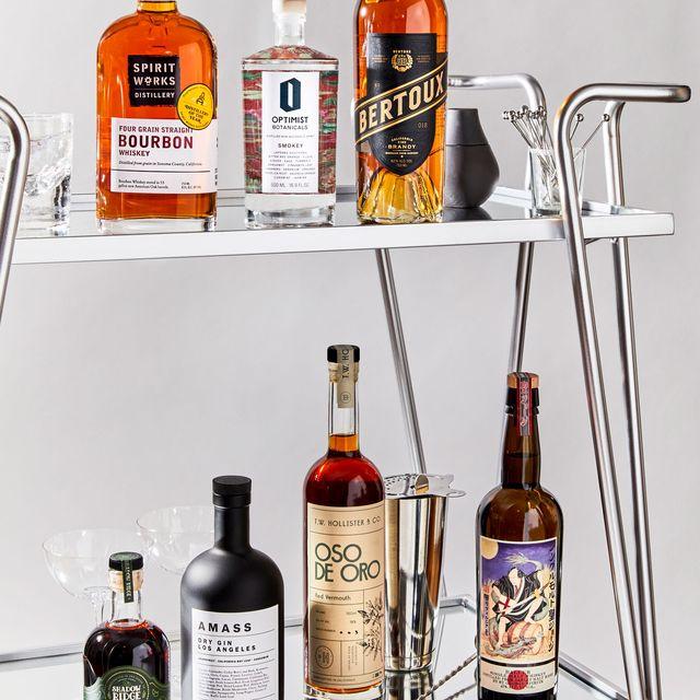 california  liquor
