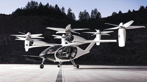 joby aviation, air taxi