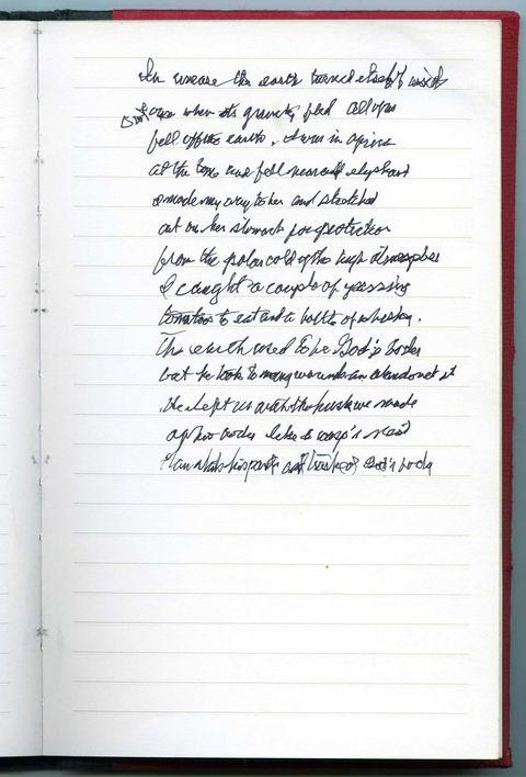 last poem, jim harrison