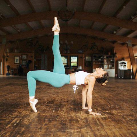 Gloria Morales Ballet Fit