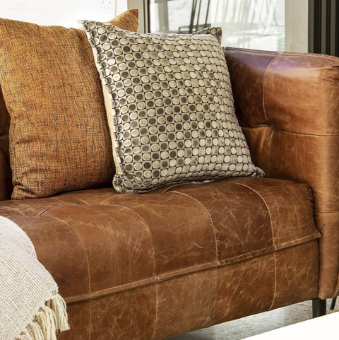 Wondrous Types Of Leather What To Know When Shopping For A Leather Sofa Andrewgaddart Wooden Chair Designs For Living Room Andrewgaddartcom