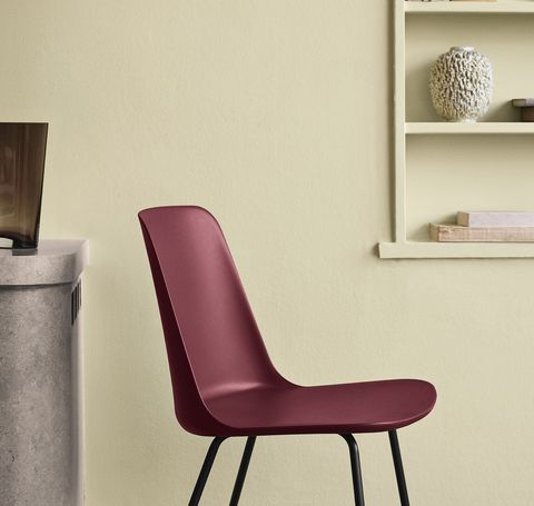 antradition recycled plastic rely chair sustainable design